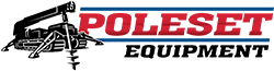 Poleset Equipment Logo